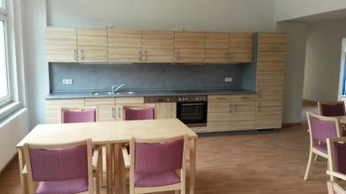 Umsetzung einer 3-D Visualisierung, Küche StudentenwohnheimEinbauküchen Objekt-Line-Dresden